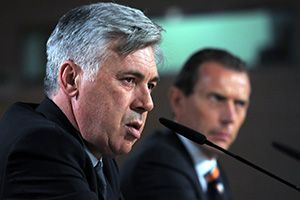 Real Madrid: Butragueño no respaldó a Carlo Ancelotti hacia el futuro