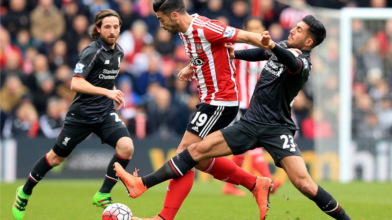 southampton vs liverpool - 1296×729