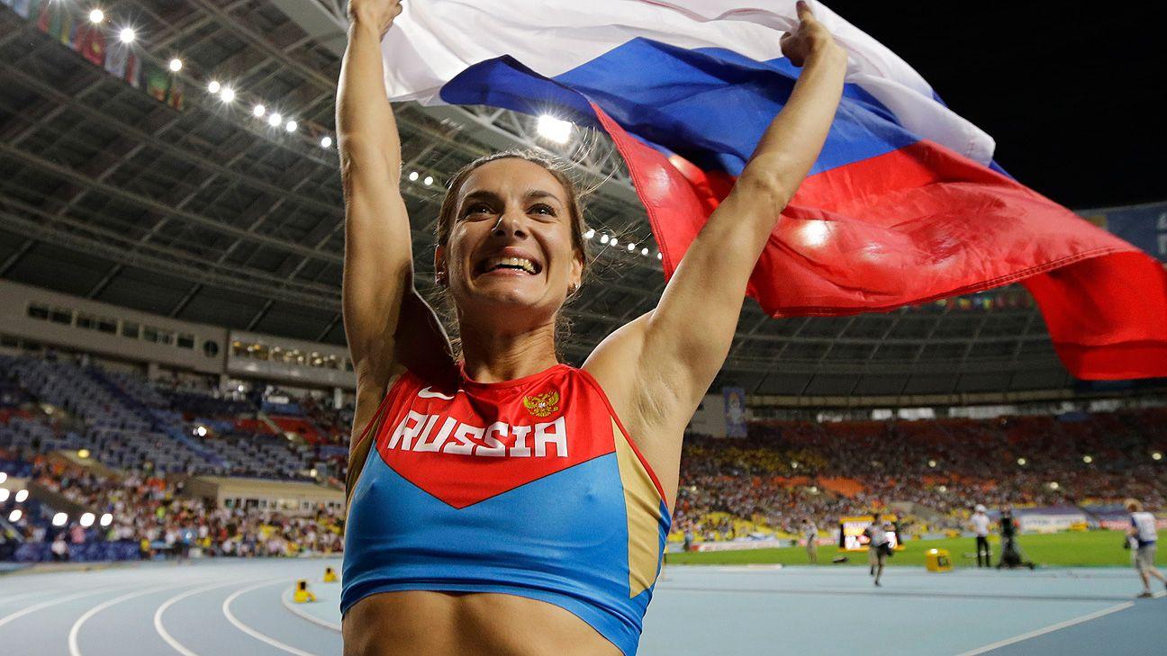 Isinbáyeva deja abierta la posibilidad de participar en ...