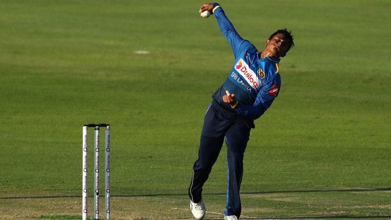 Sri Lankas Vandersay sent home from the West...