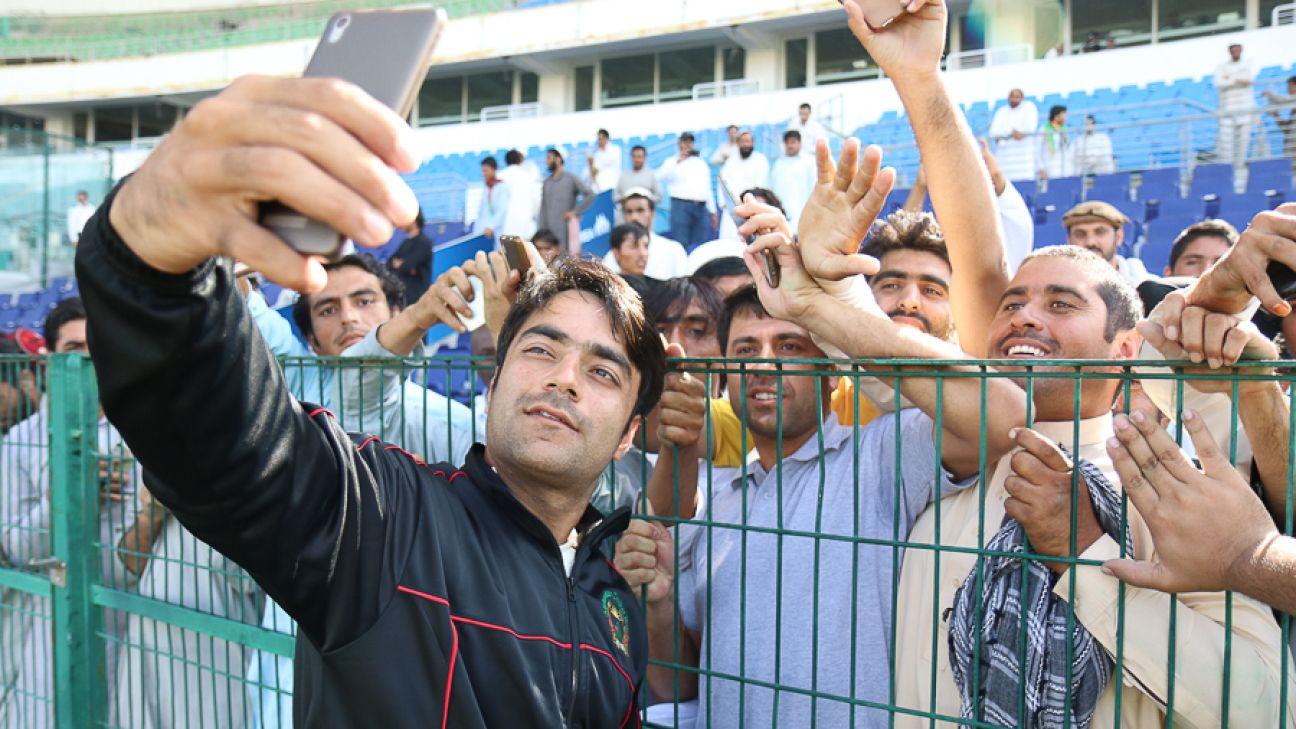 Afghanistan pick fresh faces ahead of world-beater Rashid - ESPNcricinfo