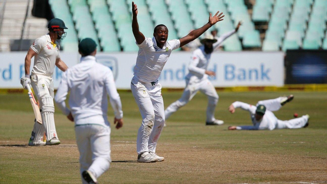 Australia on Rabada: 'His arm speed is quite amazing' - ESPNcricinfo