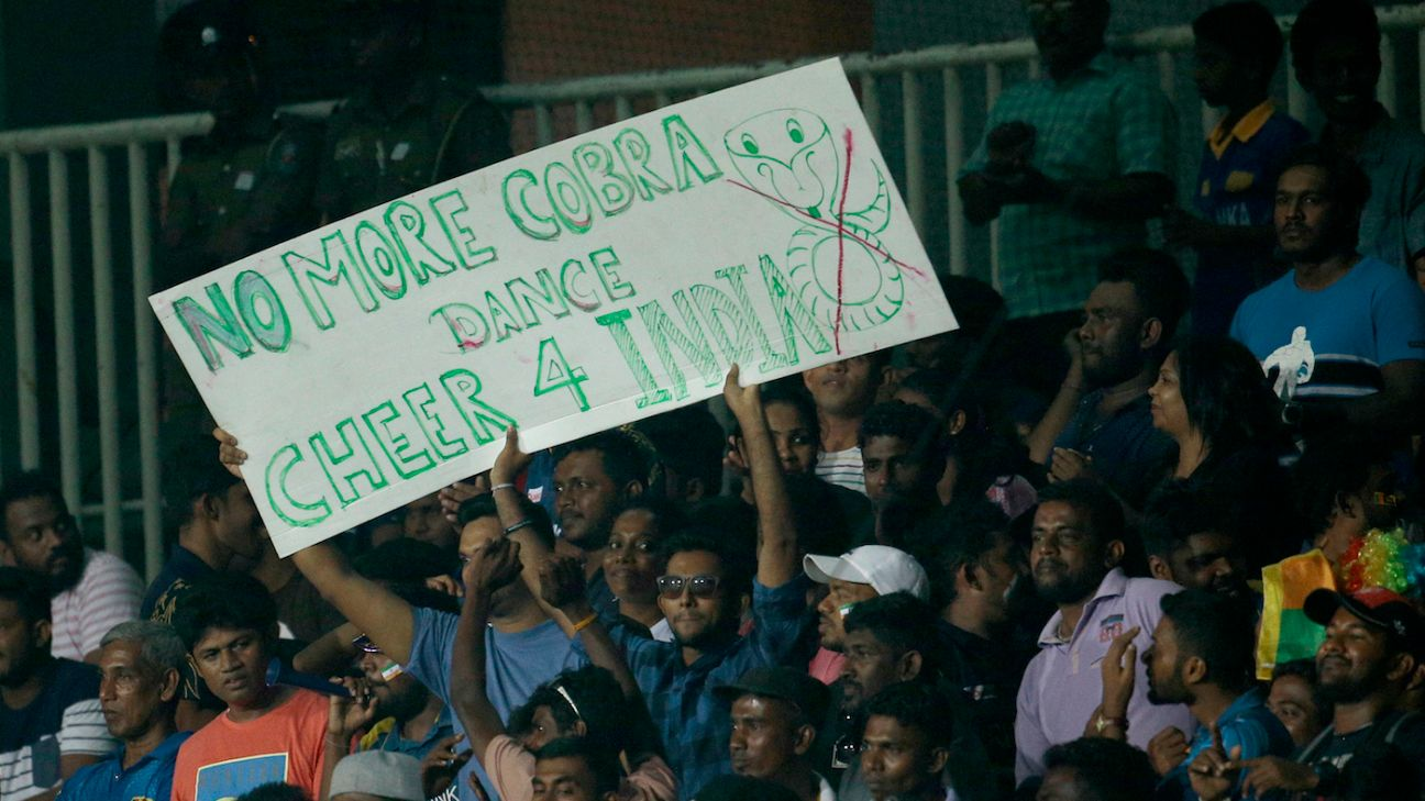 Colombo awash with massive support for India - ESPNcricinfo