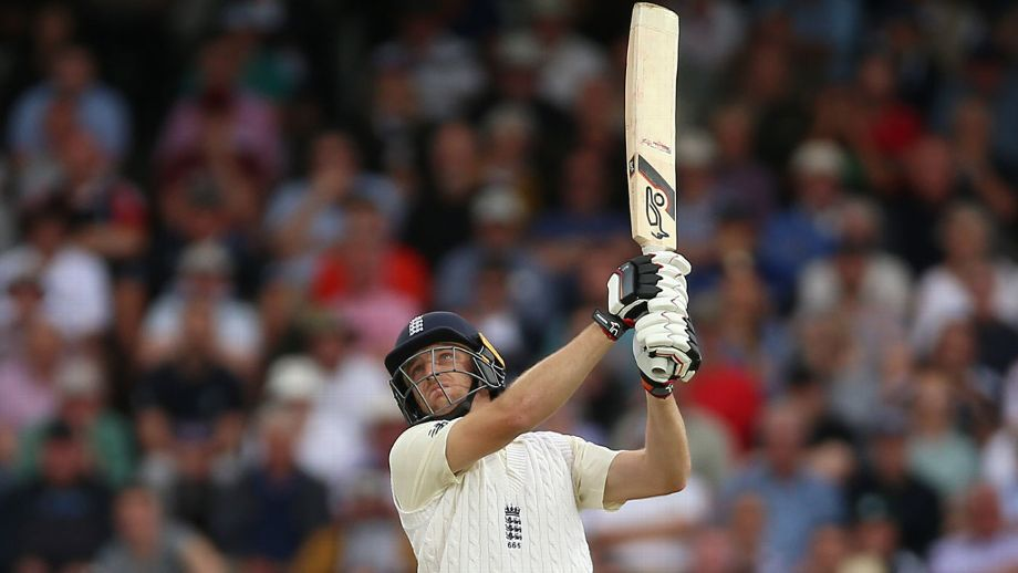 At the start of the season Buttler wasn't even in the Test team and now he has replaced James Anderson as Joe Root's right-hand man