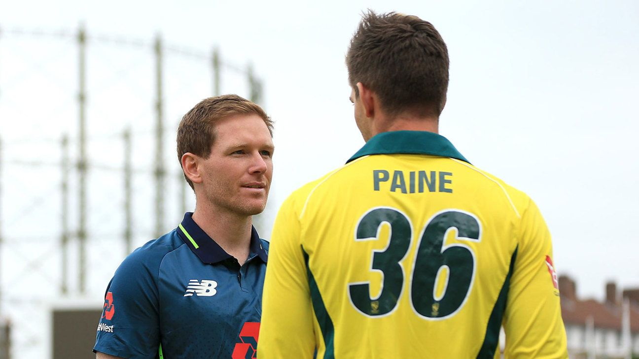 England and Australia agree to pre-series handshakes