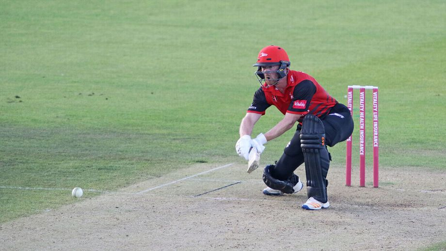 Durham Jets took a step towards the quarter-finals of the Vitality Blast by notching their fifth win in a row in the competition