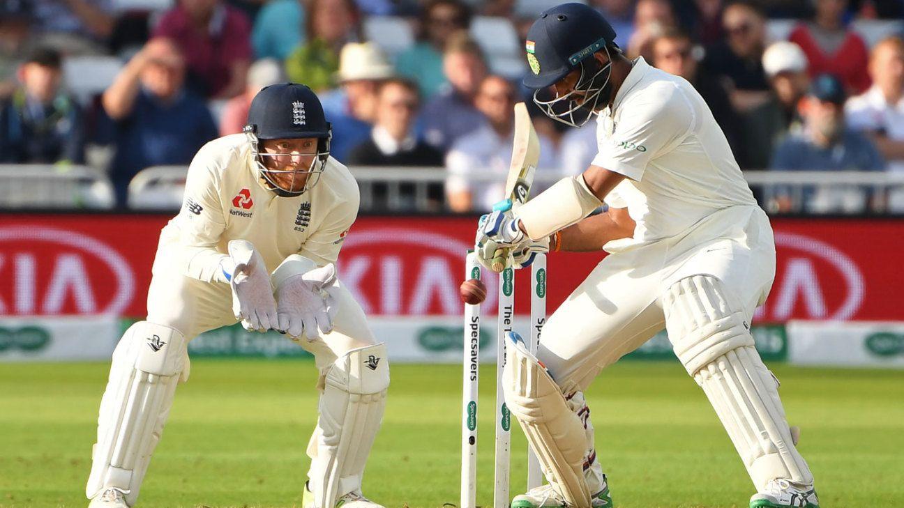 Live report - England v India, 3rd Test - ESPNcricinfo
