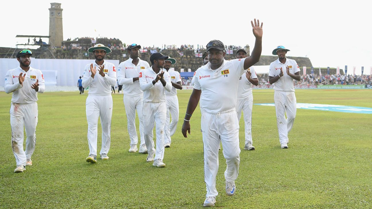 Rangana Herath retires, saying it's 'the right time' to go