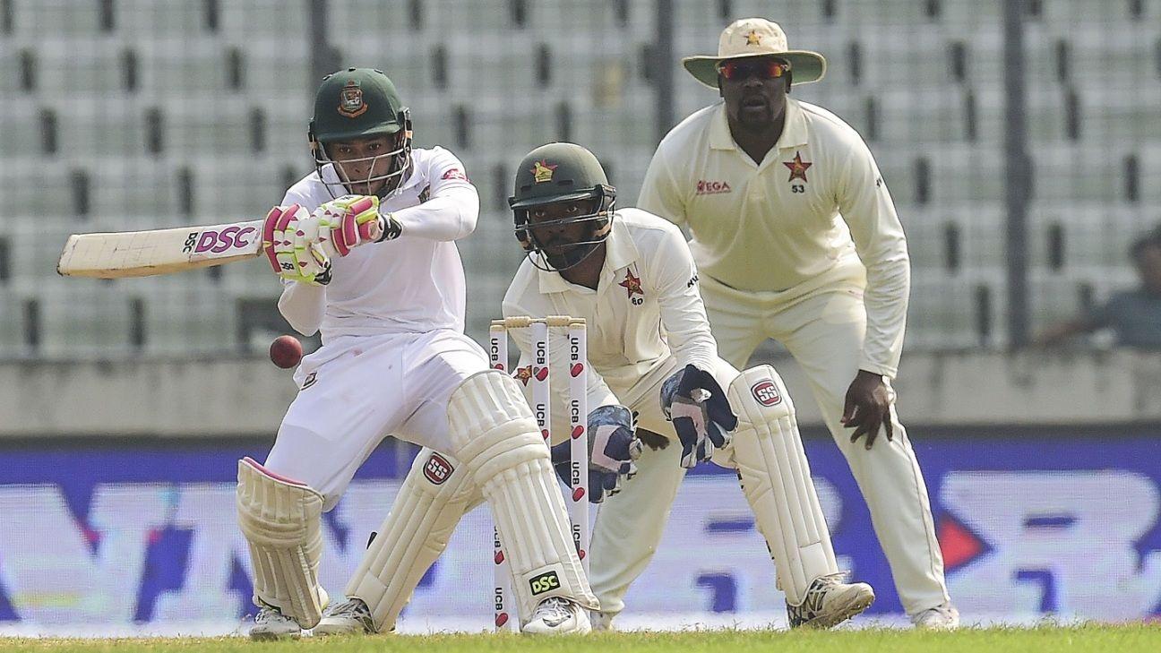 Bangladesh vs Zimbabwe  2nd Test  Day 2