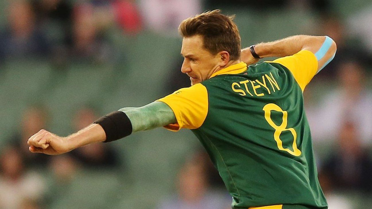 Dale Steyn back in South Africa's ODI mix