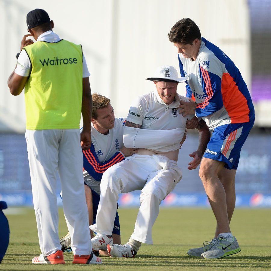 England Brace For Bad News After Ben Stokes Injury