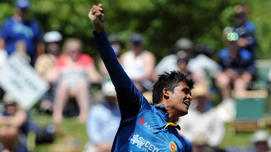 Sri Lanka opt to bowl, Vandersay included