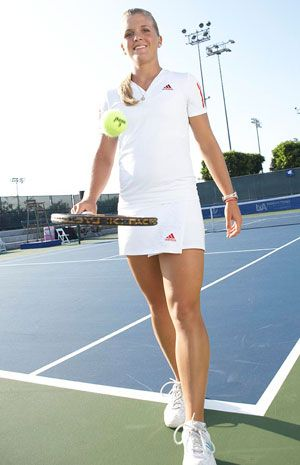 Melanie Oudin Is At The Top Of America S Next Class Of
