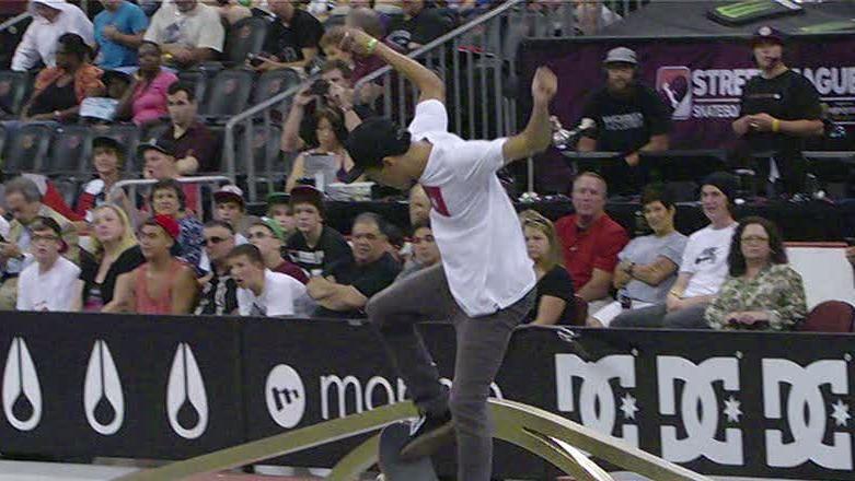 X Games  Skateboarding Street Finals