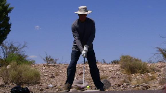 Kenny Mayne Visits New Mexico