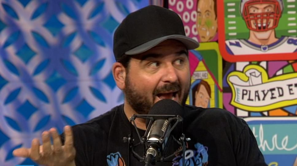 Gronk Body Slam >> Dan Le Batard's advice for angry, Twitter users - ESPN Video