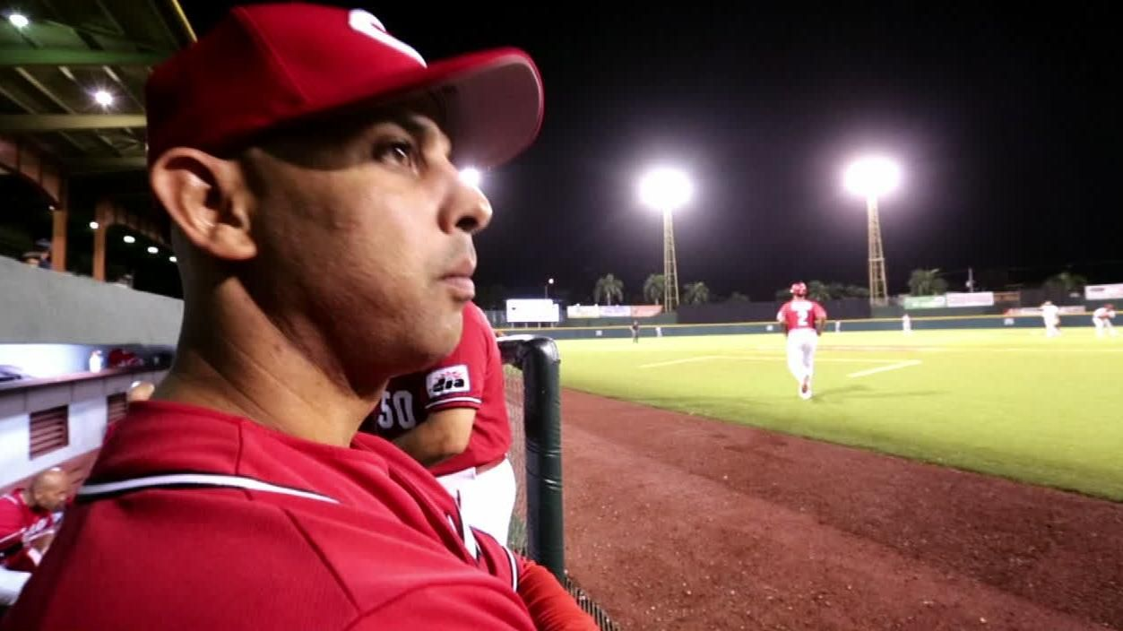 Alex Cora gaining managerial experience in Puerto Rico - ESPN Video