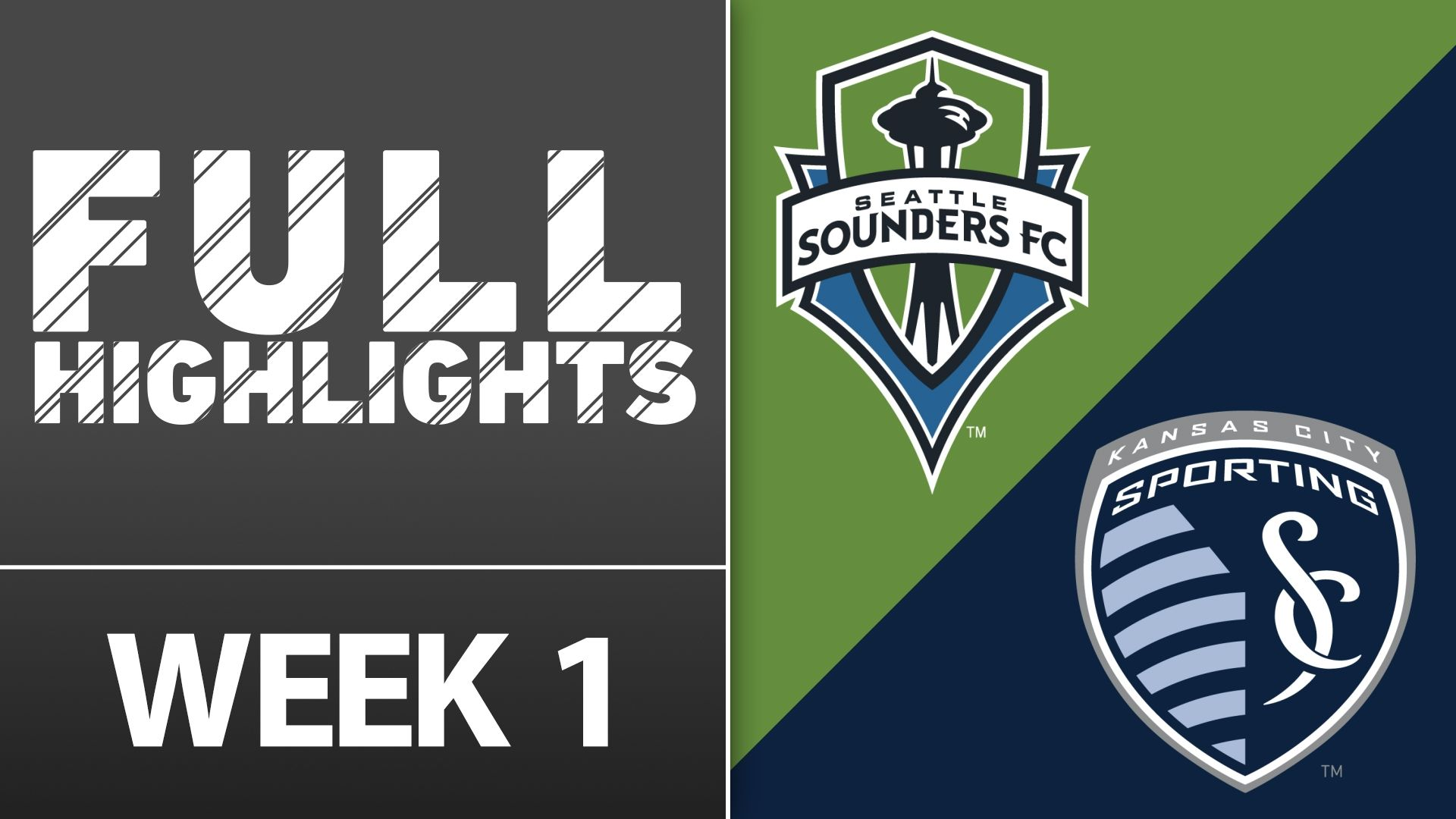 Video via MLS: Seattle 0-1 Sporting KC - ESPN Video