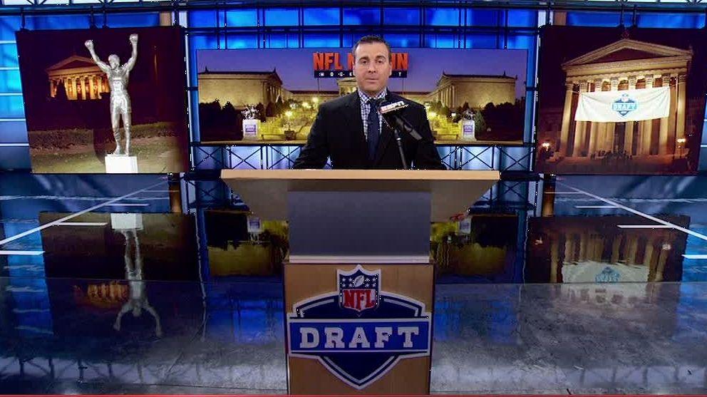 Bears pick Adams No. 3 in mock draft - ESPN Video
