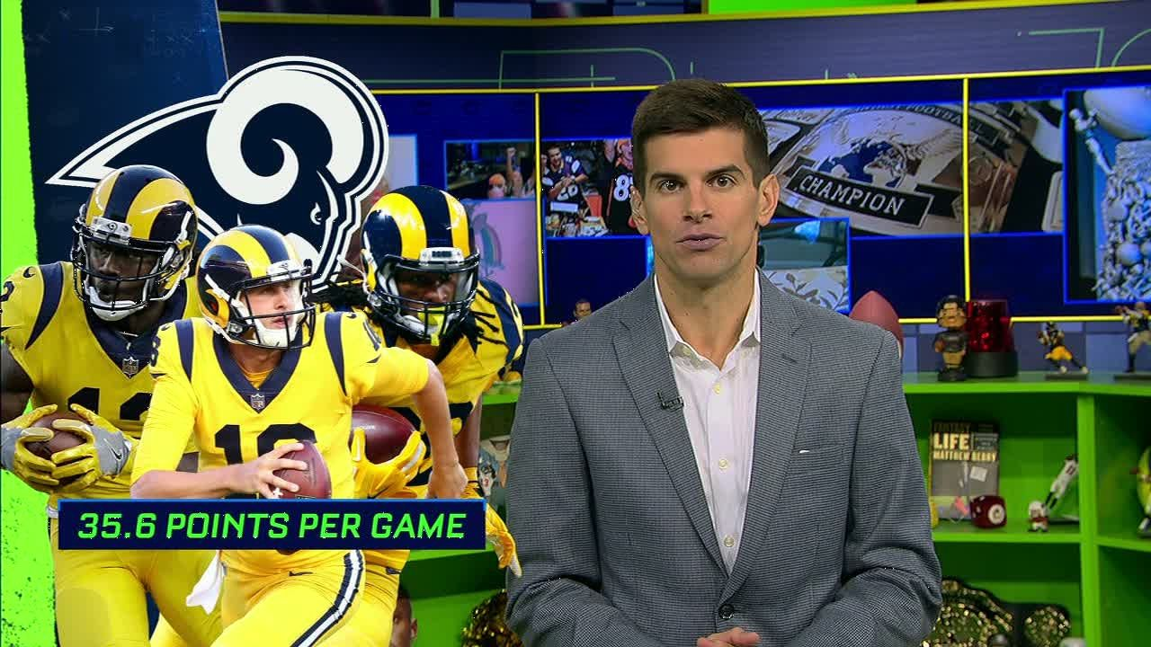 Yates high on Rams offense - ESPN Video