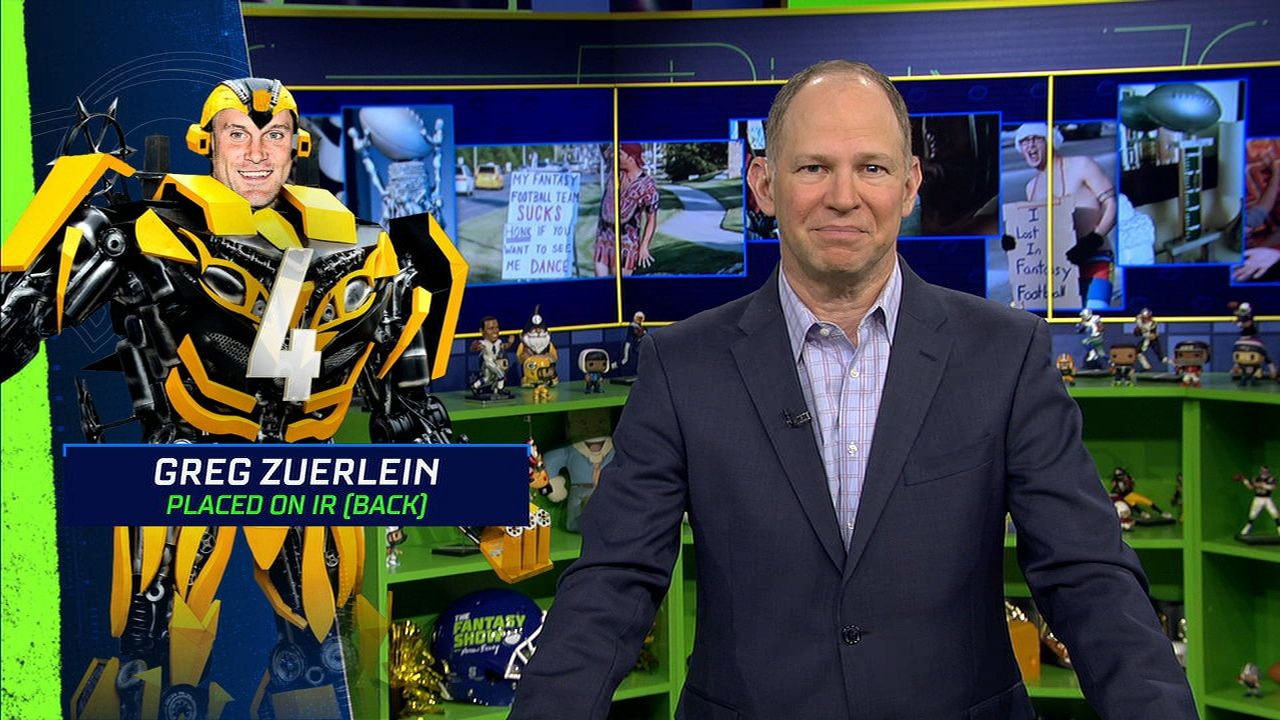 How to replace Zuerlein on your fantasy roster - ESPN Video