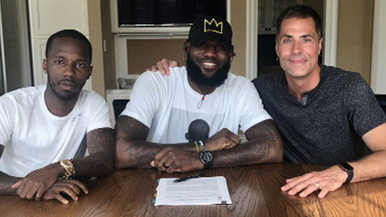 How LeBron's decision instantly changed the Lakers, Cavs and NBA