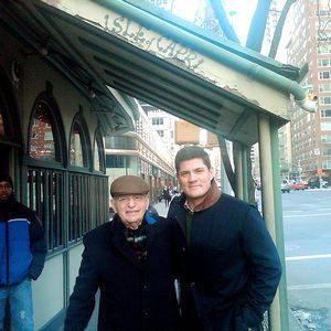 Tedy bruschi shares his experience in seeing the broadway play lombardi - Bruschi e gallini piastrelle ...