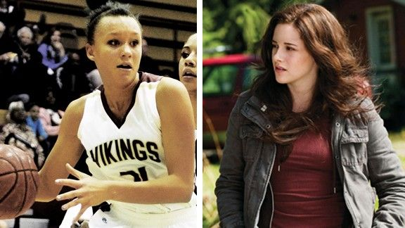 Comparing the real-life Bella Swan with movie Bella Swan