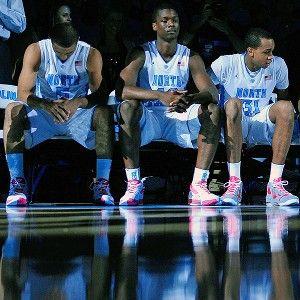 North Carolina Tar Heels' John Henson, Harrison Barnes, Kendall Marshall to enter draft