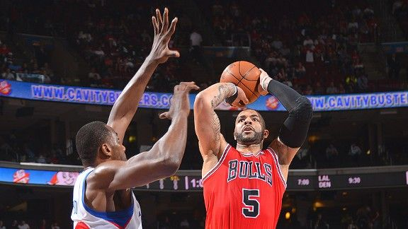 Boozer questions free-throw disparity - Chicago Bulls Blog ...