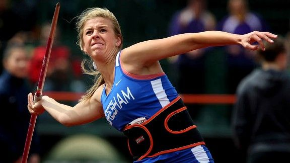 Oregon Teenager Haley Crouser Is An Olympic Contender In