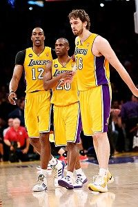 Lakers believe in new formula for success
