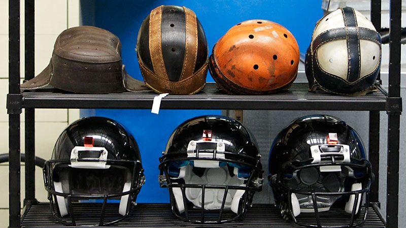 Nfl single helmet rule