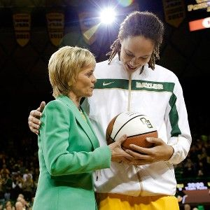 Griner: No talking sexuality at Baylor