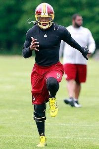 RG III hopes to be cleared for camp