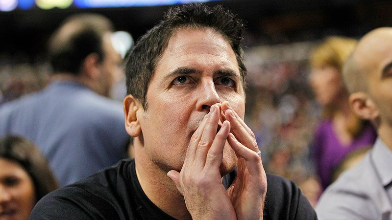 an analysis of mark cuban Billionaire investor mark cuban has found a lucrative niche in doodling cats   analysis billionaire mark cuban claims to have made $10,000.