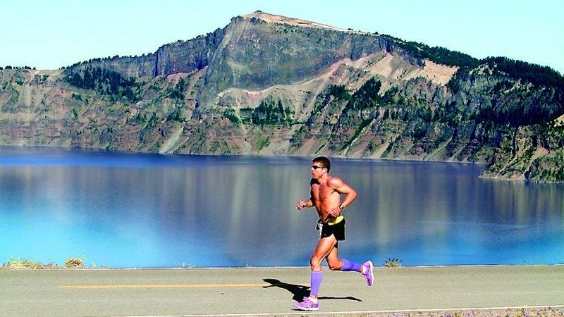 Endurance sports - Crater Lake Marathons unique, scenic ...