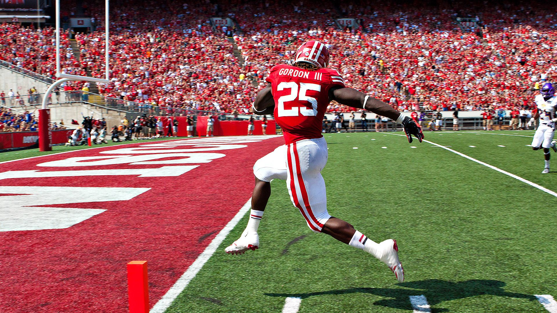 Atlanta Falcon Wallpapers Group 60: Wisconsin's Melvin Gordon Could Post Best Numbers In
