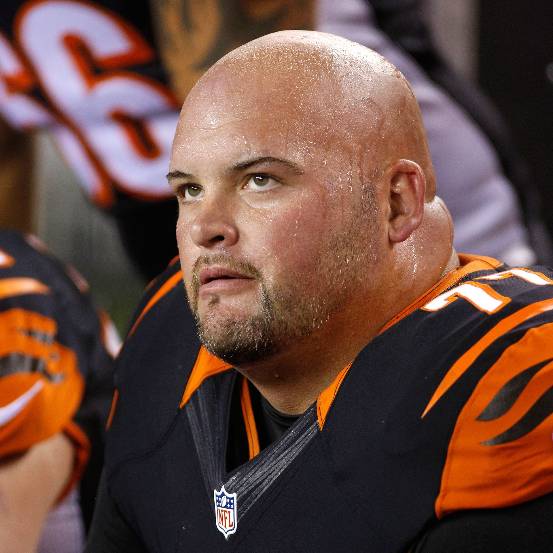 Andrew Whitworth Cincinnati Bengals Success Aided By