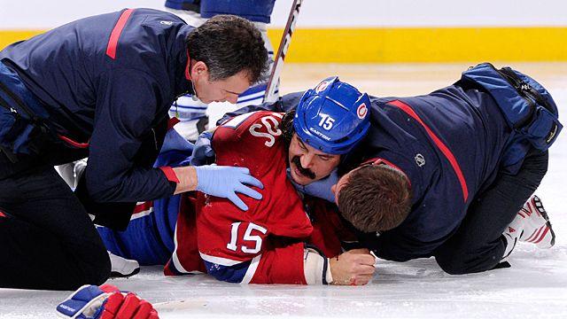Concussion reignites fighting debate