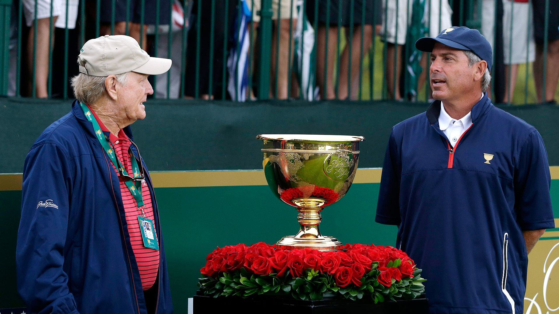 Presidents Cup captains flubbed it in Sunday singles -- golf