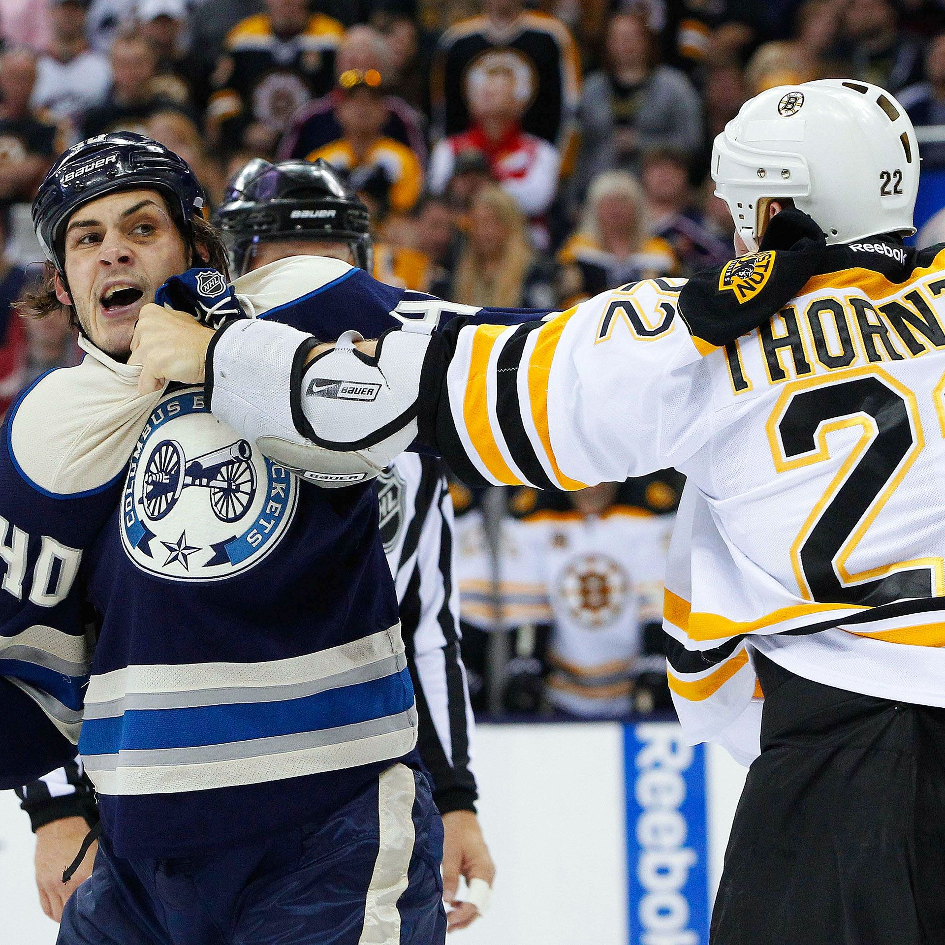 Return Of Shawn Thornton From Suspension Will Be 'huge