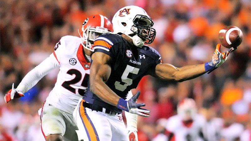 Georgia players still think about AU game