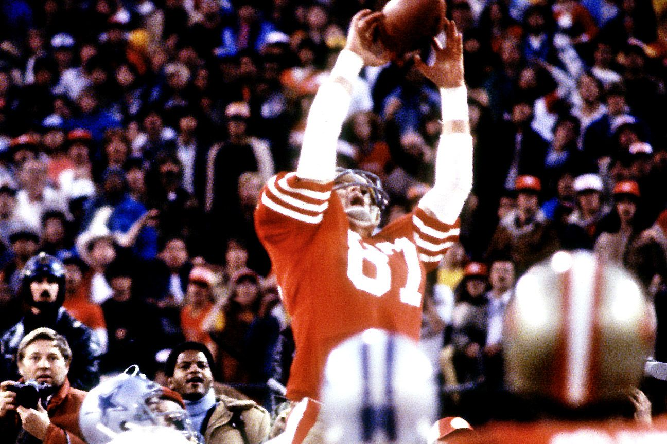 Dwight Clark, the former 49ers star best known for