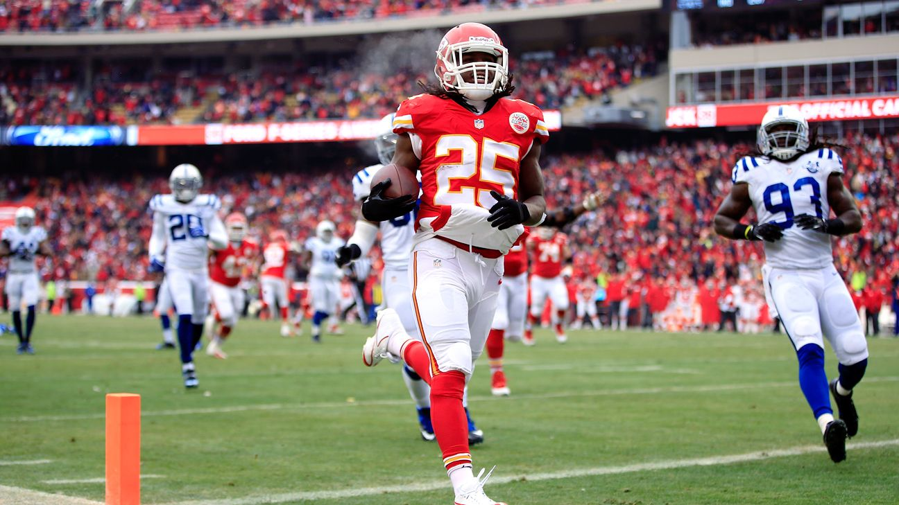 Colts want to quiet Jamaal Charles