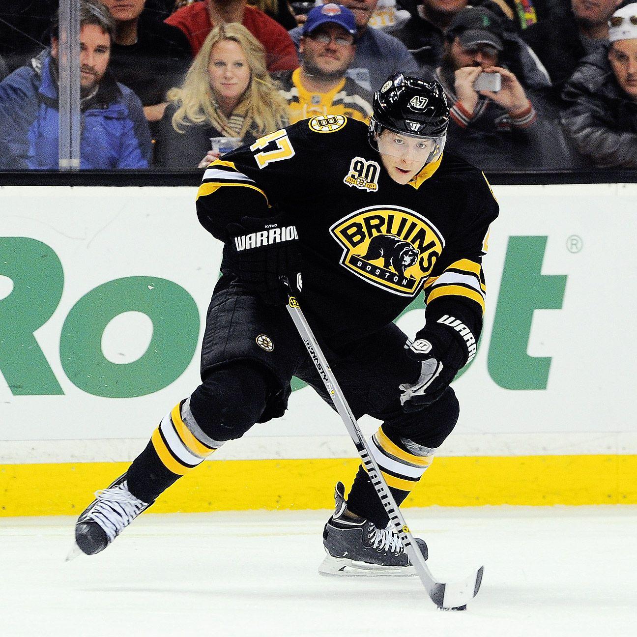 Boston Bruins Re-sign Torey Krug, Reilly Smith