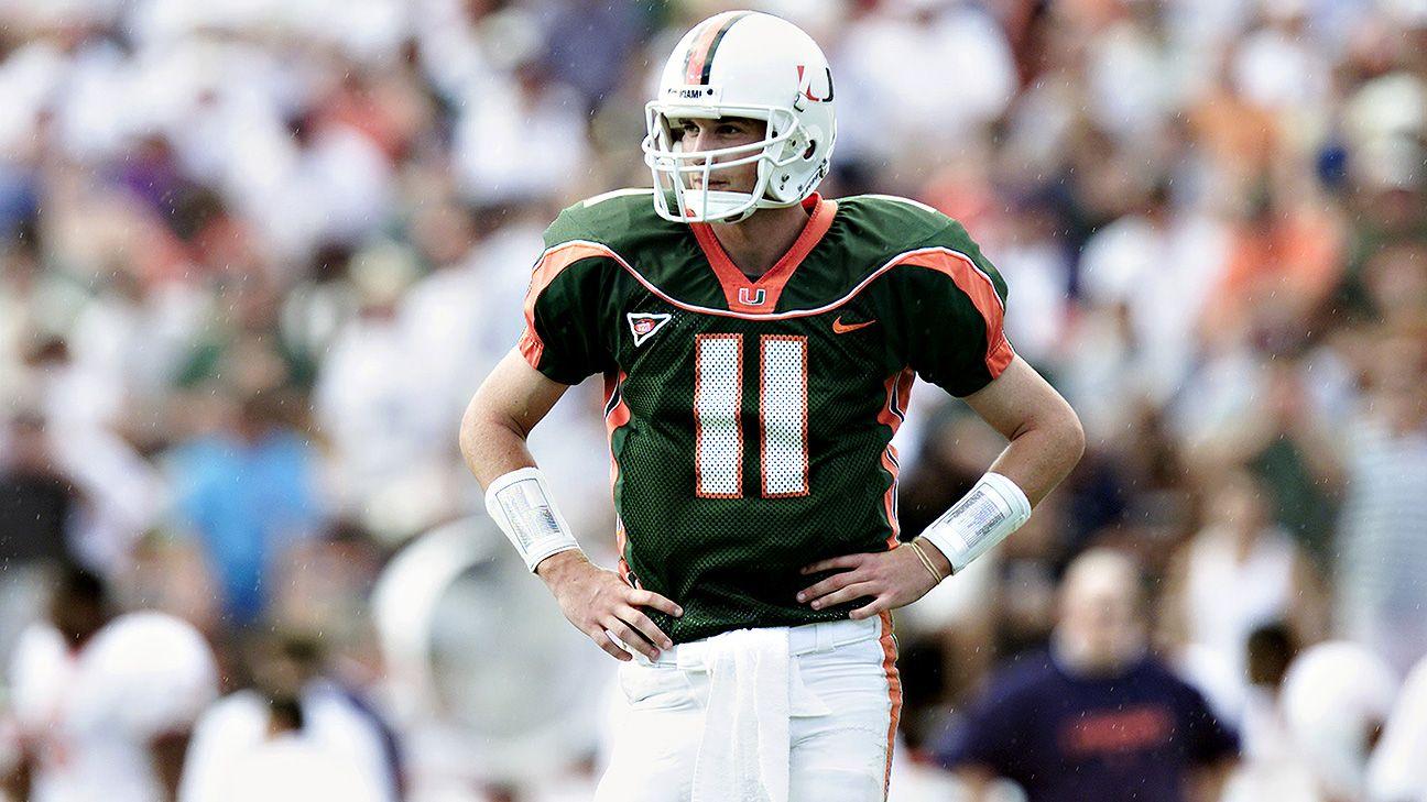 Bcs College Football Rankings >> 2001 Miami Hurricanes were best football team of BCS era - College Football Nation Blog- ESPN