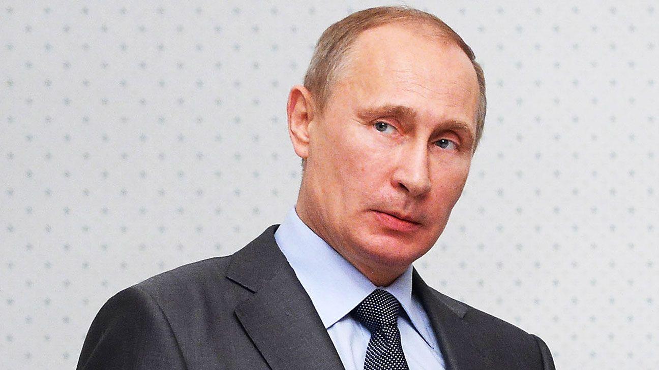 Putin: US manipulating doping testimony