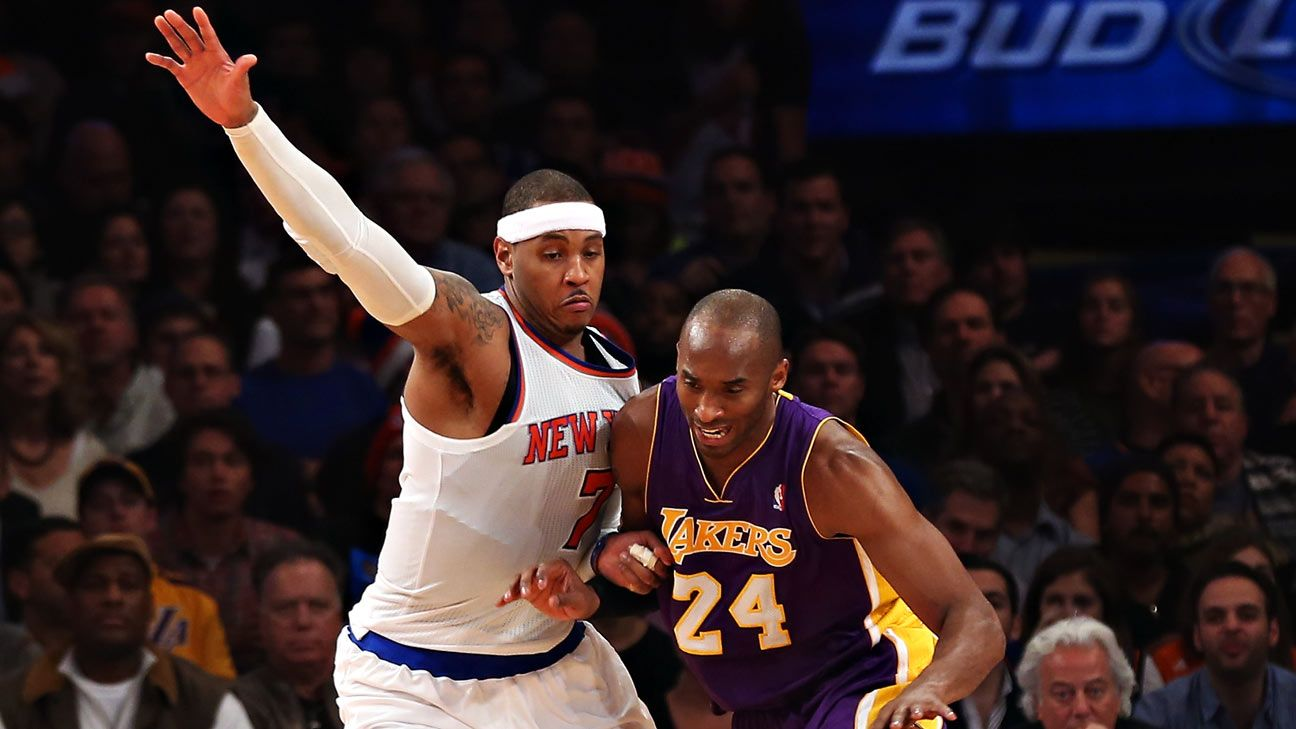 Kobe Bryant: 'If you asked me today, this would be my last year. But you never know'