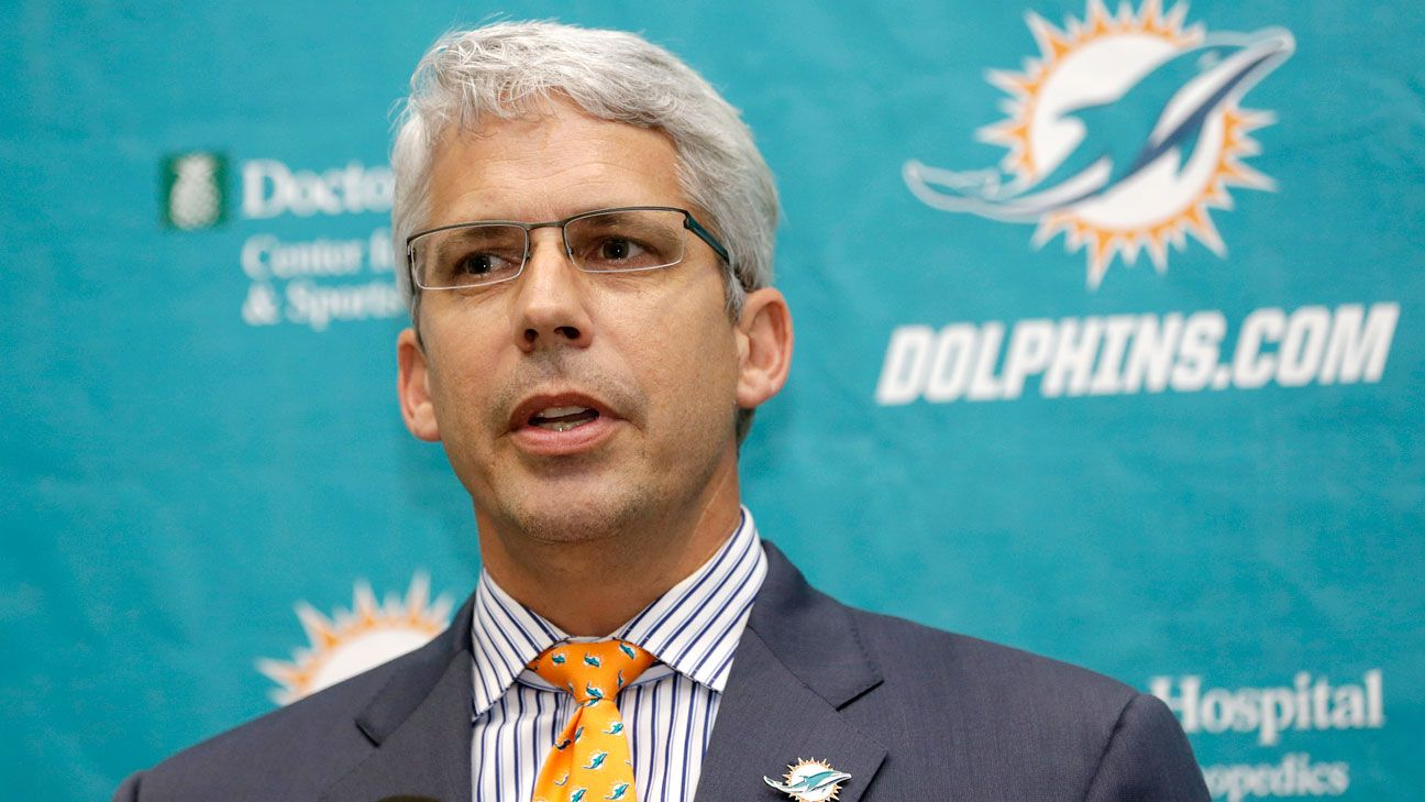 2014 Nfl Draft Miami Dolphins Gm Disappointed In Don